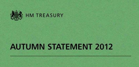 Autumn Statement 2012