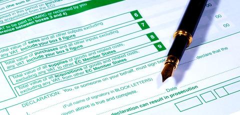 register limited company for VAT