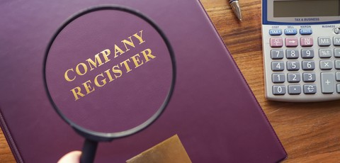 Company statutory register